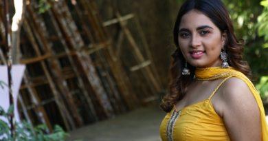 Actress Srushti Dange Latest Photos