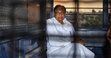 INX Media case: CBI files charge sheet against Chidambaram