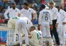 Ranchi Test: de Bruyn comes in as concussion substitute for Elgar