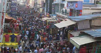 தீபாவளியை முன்னிட்டு தி.நகரில் 1100 கேமராக்கள் பொருத்தம்