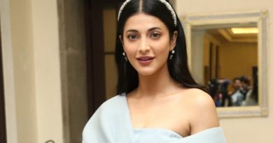 Actress Shruti Haasan Latest Photos