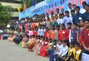 Gadget Free Day Campaign With 100 Twins Held At Velammal