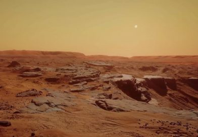 Water on early Mars may have been habitable for microbes