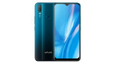 Vivo refreshes its Y series in India with Y19 at Rs 13,990