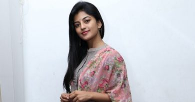 Actress Anandhi Latest Photos