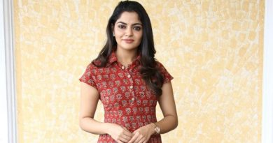 Actress Nikhila Vimal Latest Photos