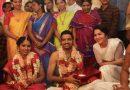 Actor Sathish-Sindhu Wedding Stills