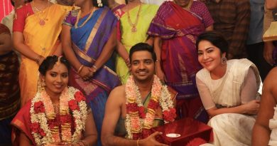Actor Sathish-Sindhu Wedding Stills