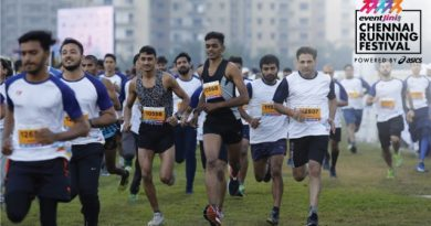 Eventjini to host India's first running festival – The Chennai Running Festival – December 8th onwards