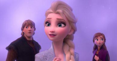 """""""Frozen 2"""" crosses $1 billion mark at global box office"""