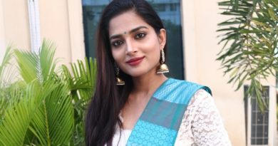 Actress Anagha Latest Photos
