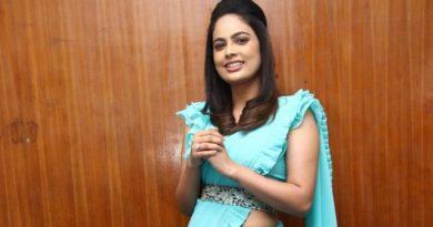 Actress Nandita Swetha Latest Photos