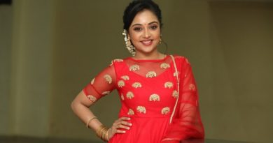Actress Smruthi Venkat Latest Photos