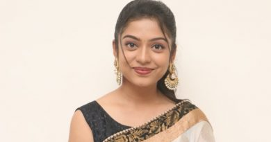 Actress Varsha Bollamma Latest Photos