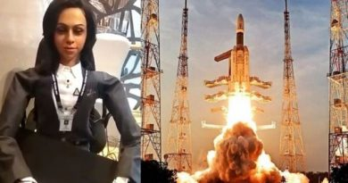 ISRO to send humanoid Vyommitra first into space