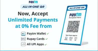Paytm to empower 1 million merchants in Tamil Nadu & Kerala with its All-in-One QR