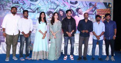 Kannum Kannum Kollaiyadithaal Movie Press Meet Photos