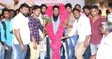 Mafia Tamil Movie Press Meet Photos