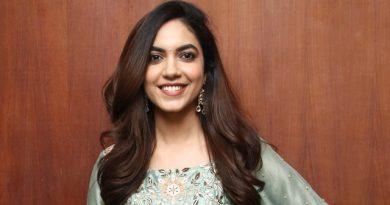 Actress Ritu Varma Latest Photos