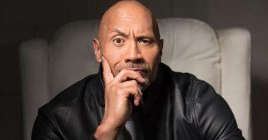 Dwayne Johnson: Life is always so crazy