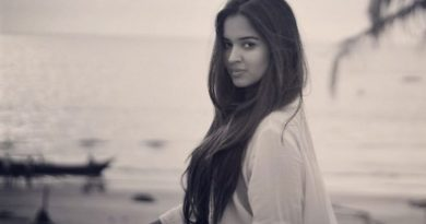Actress Poojita Ponnada Latest Photos