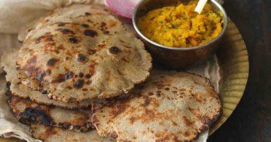 Bajri Ki Roti- Recipe