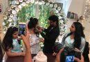 Actress Vanitha Vijayakumari marriage photos
