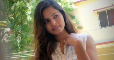 Actress San Riah Latest Images