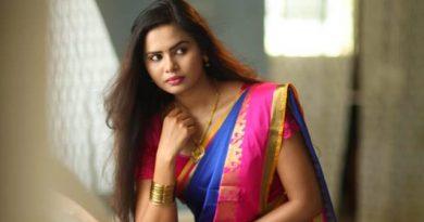 Actress San Riyah Photos