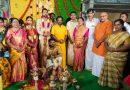 Actor Sujith Wedding Photos