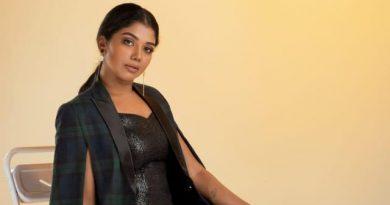 Actress Rithvika New Photo Shoot Stills
