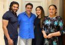 Actress Sayesha Birthday Celebration Photos