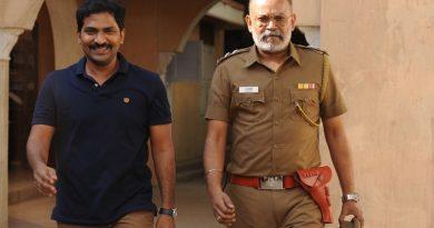 Lockup Tamil Movie Stills