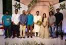 Editor Selva RK Wedding Reception Stills