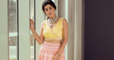 Actress Nikki Kalrani Latest Photo Shoot Stills