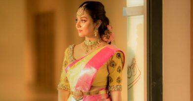 Actress Vidya Pradeep Latest Stills