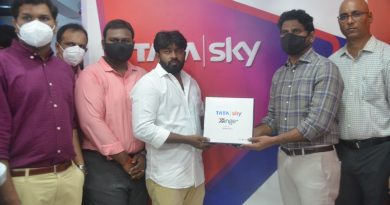 Tata Sky opens exclusive Jingalala Store in Chennai; to serve asa direct point of access for existing & new customers